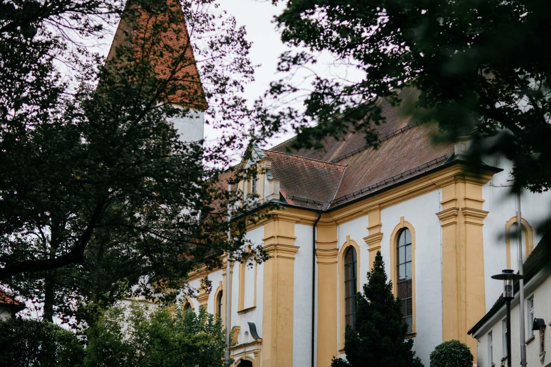 St. Maria Kirche in Unterkochen