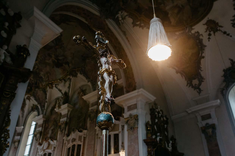 Detailaufnahme Heiligenkreuz