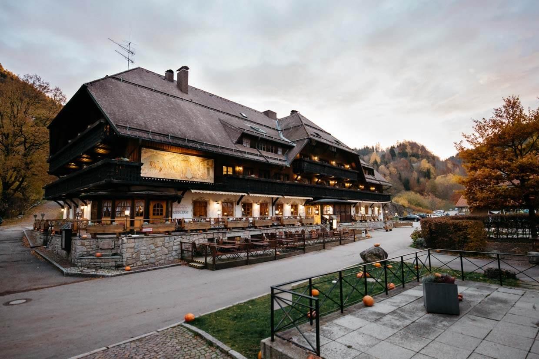 Hotel Horgut Sternen in Breitnau